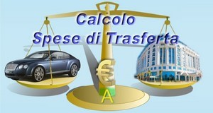 CALCOLO SPESE TRASFERTA AVVOCATI